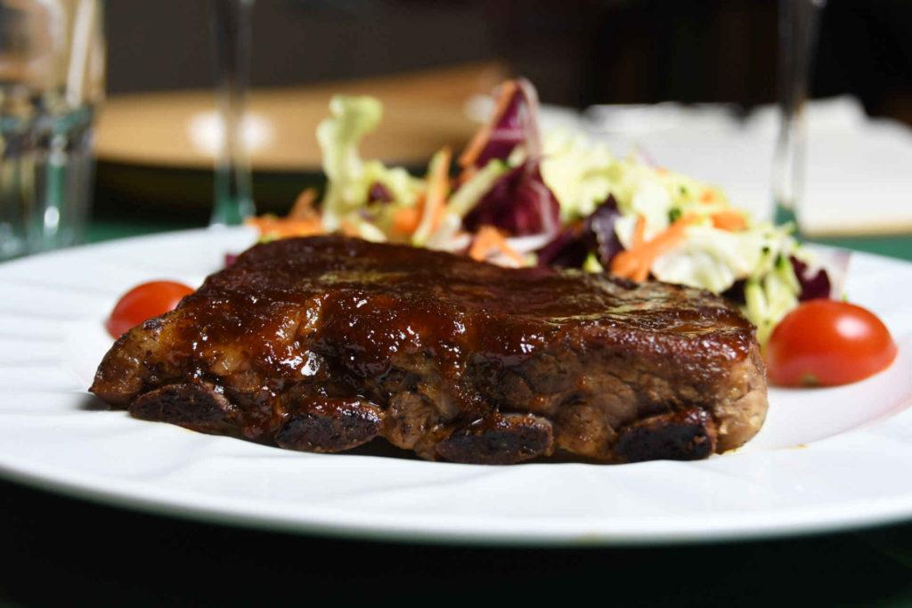 Ristorante Brasiliano Torino - Ritual Brasilero - carne con insalata 1